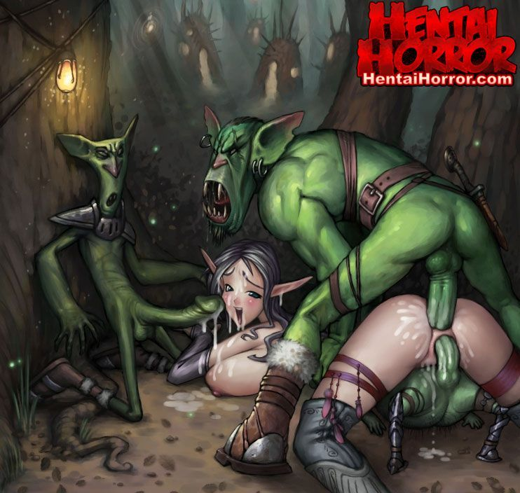 best of Elfe porno orc