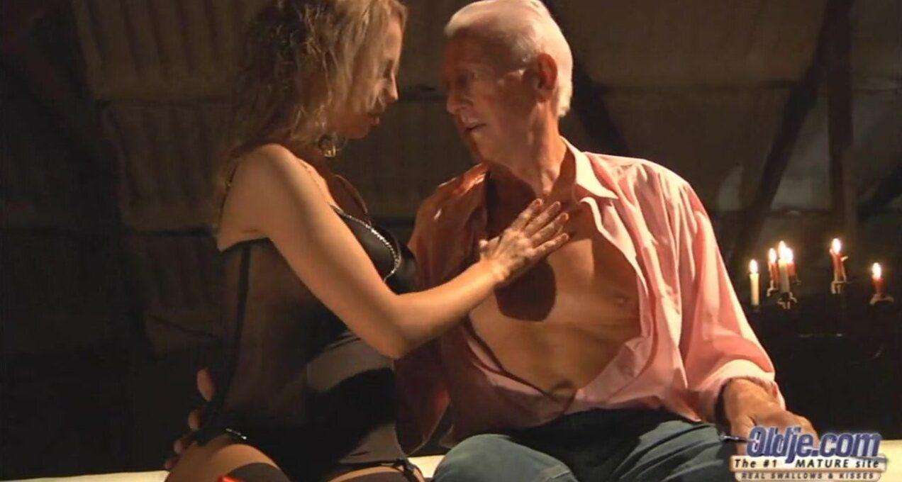 Equinox reccomend old man loves big tits
