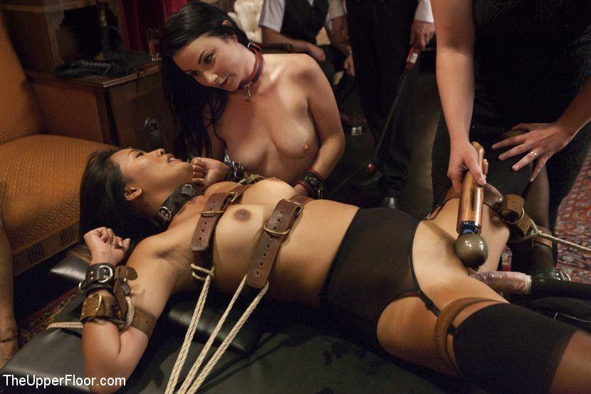 Upper room bondage