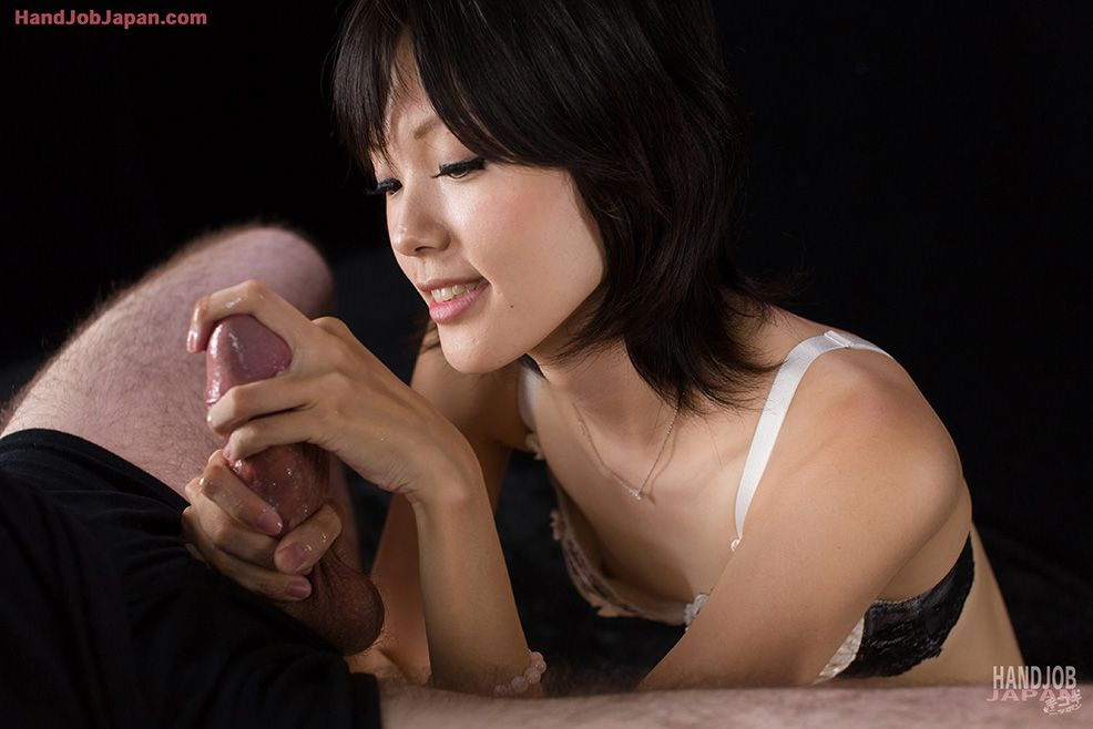 best of Handjob cum japan