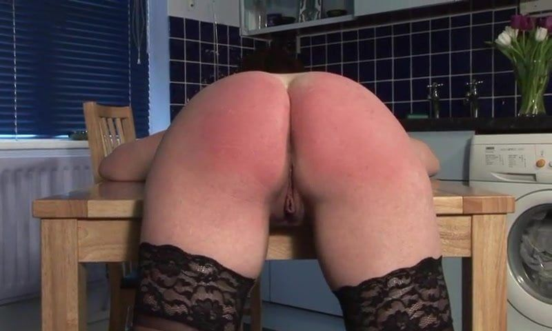 Ezzie recomended naughty milf spanked