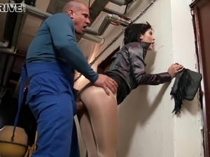 Howitzer reccomend pantyhose slut lick penis and interracial
