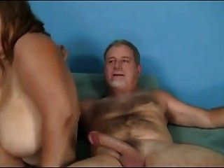 Bombay reccomend big boobs old man