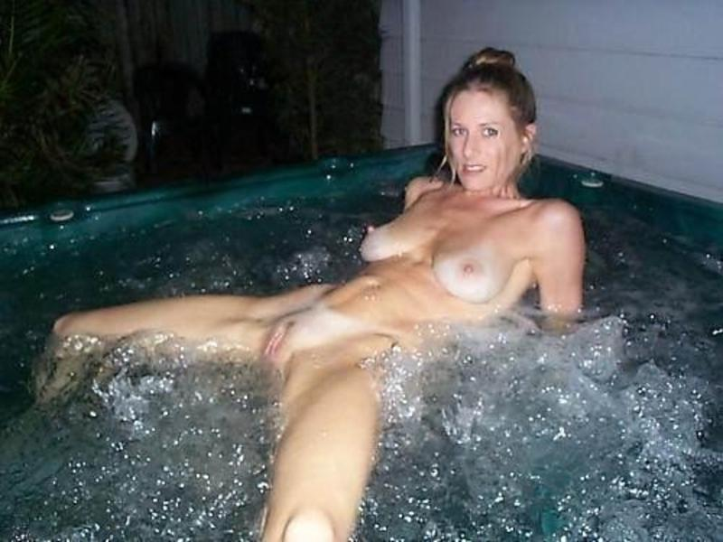 best of Wife naked the tub hot in Hot
