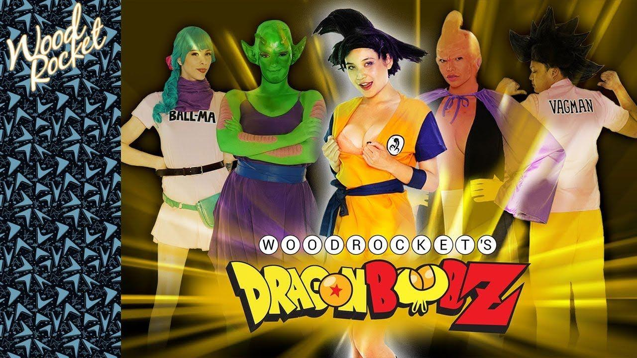 Sluts in dbz costumes