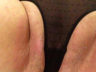 Fat pussy on panties pics