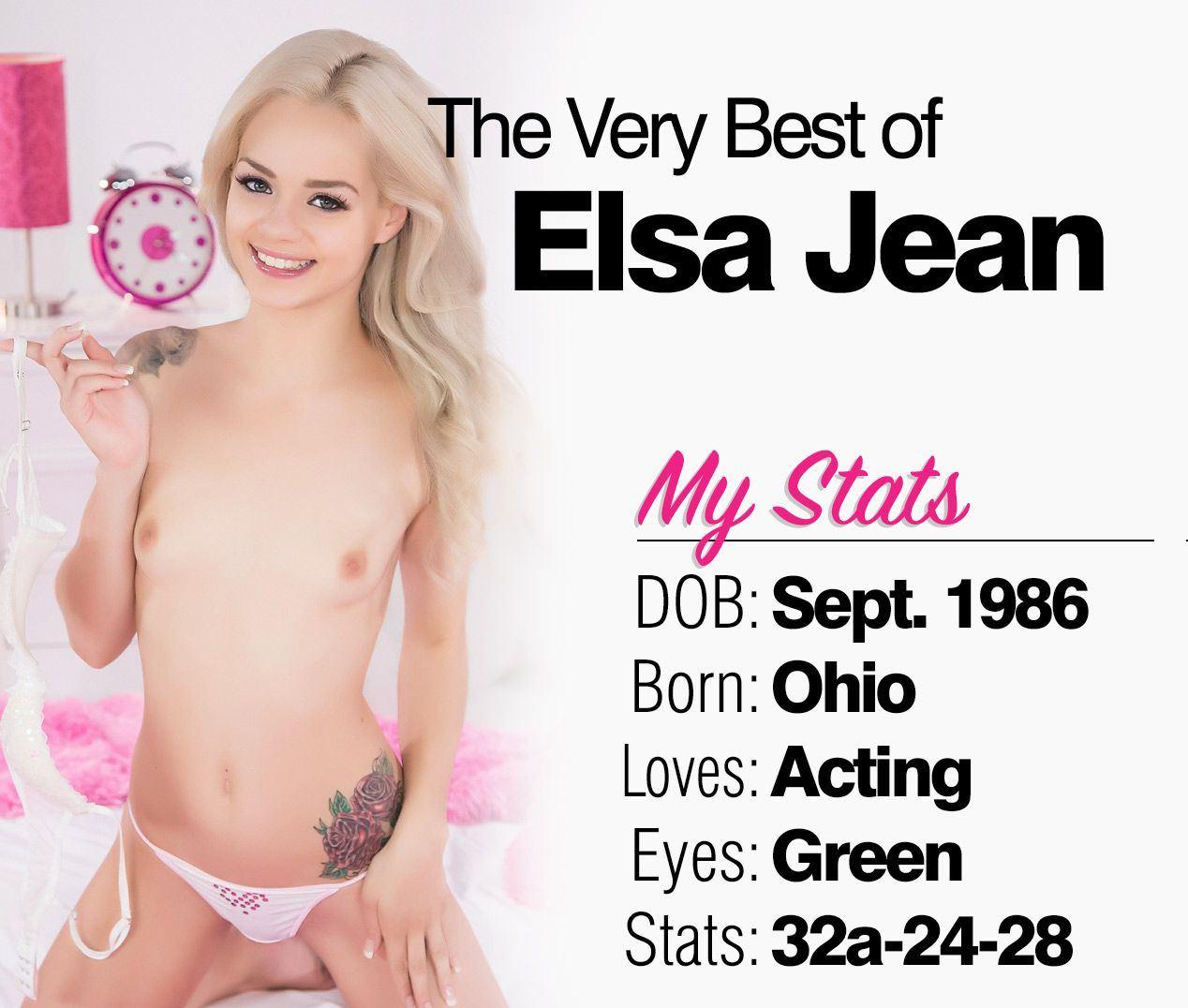 Elsa jean toy