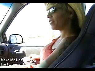 Horny hitchhiker