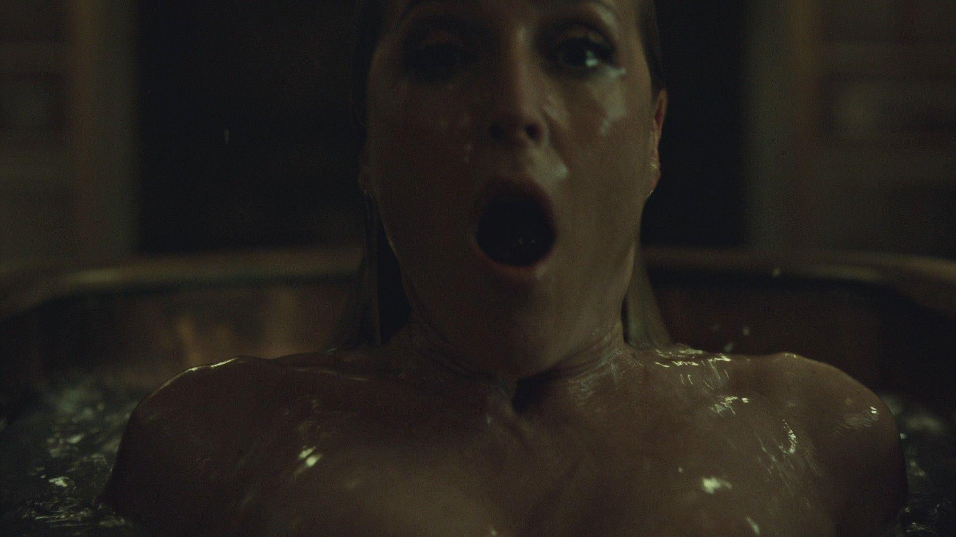 Gillian anderson nue