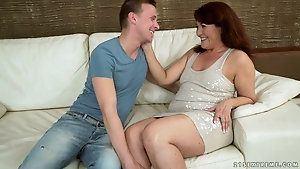 Crystal Knight Cum 4 Times Sensual JOI Topless Tit Worship FemDom Goddess.