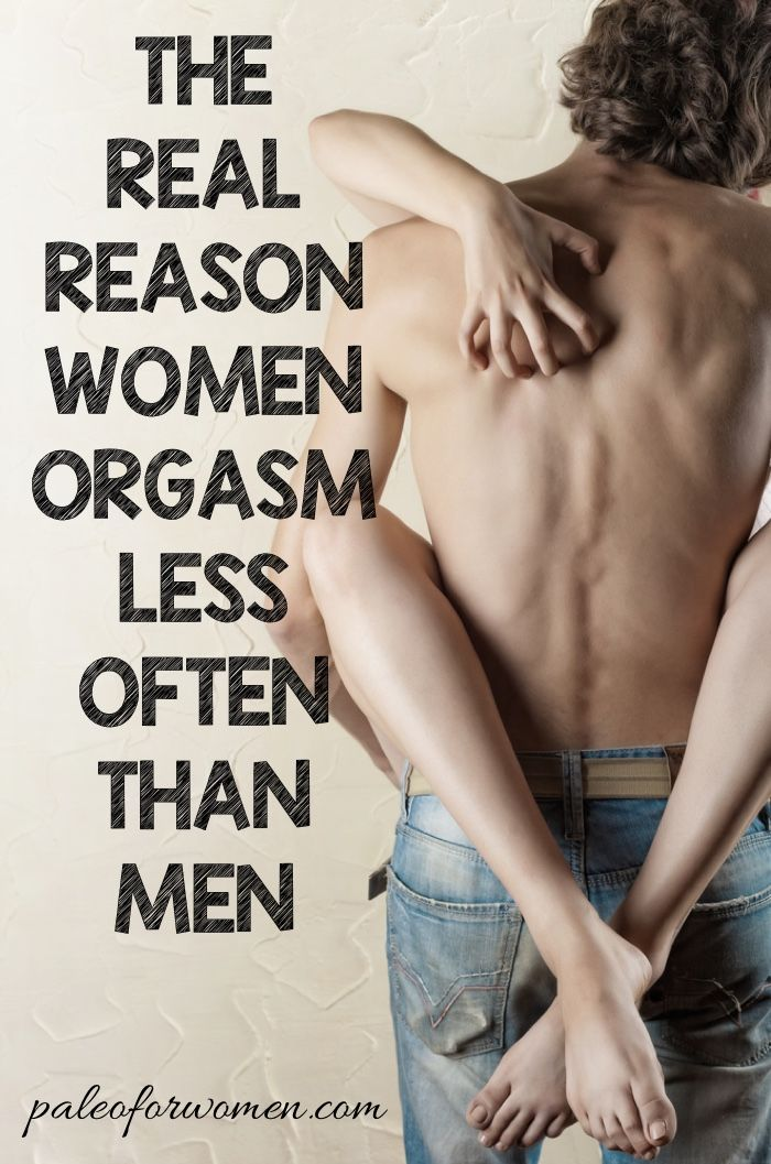 Long time to orgasm women
