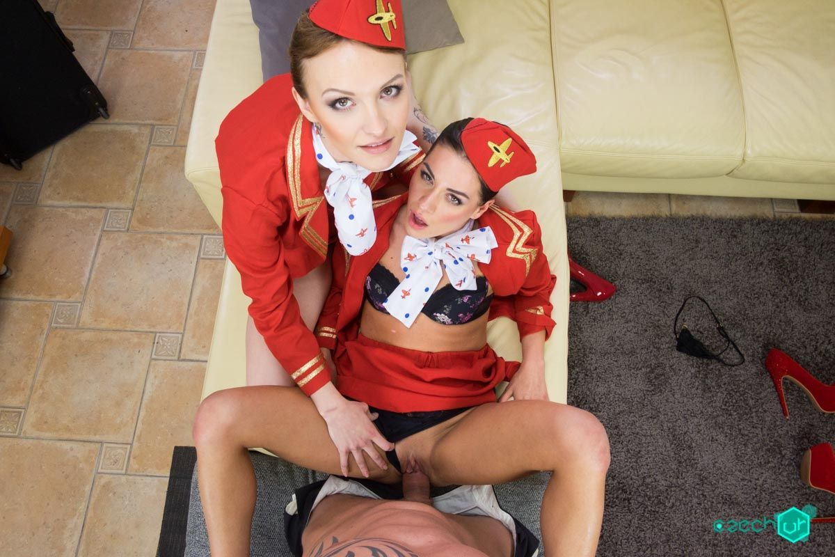Short-Fuse recomended horny flight attendants