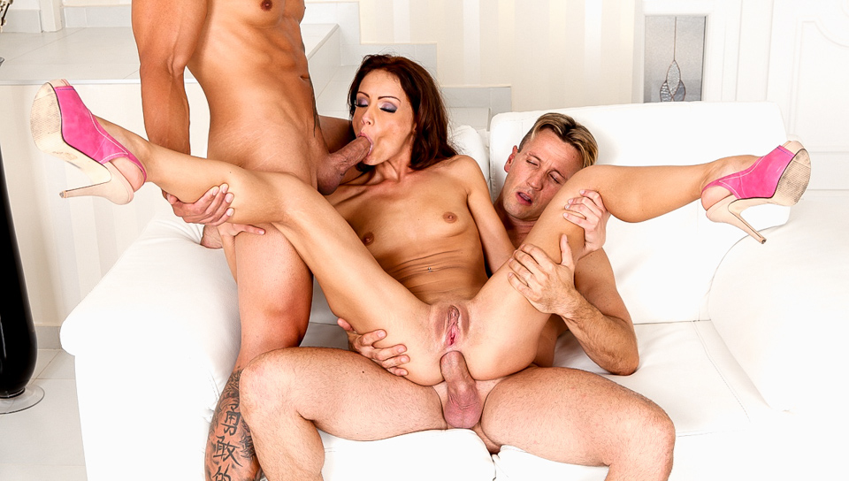 best of Lynx threesome sophie anal