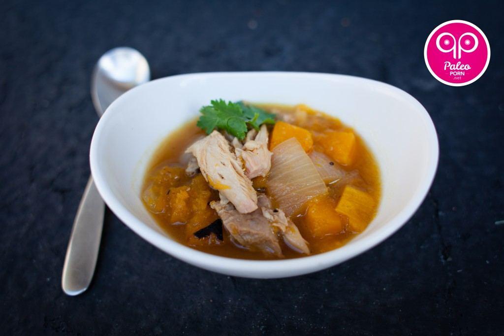 best of Soup Asian chicken garlic
