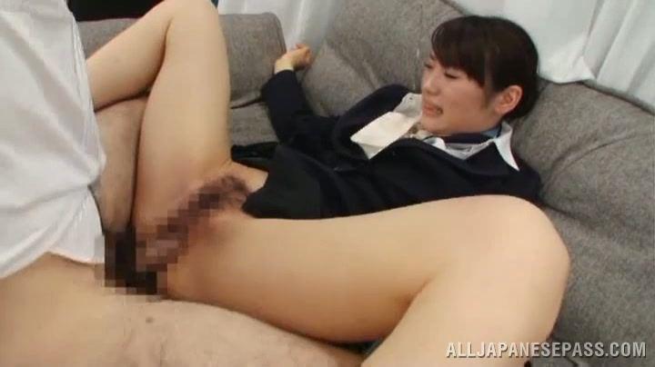 Stewardess japanese