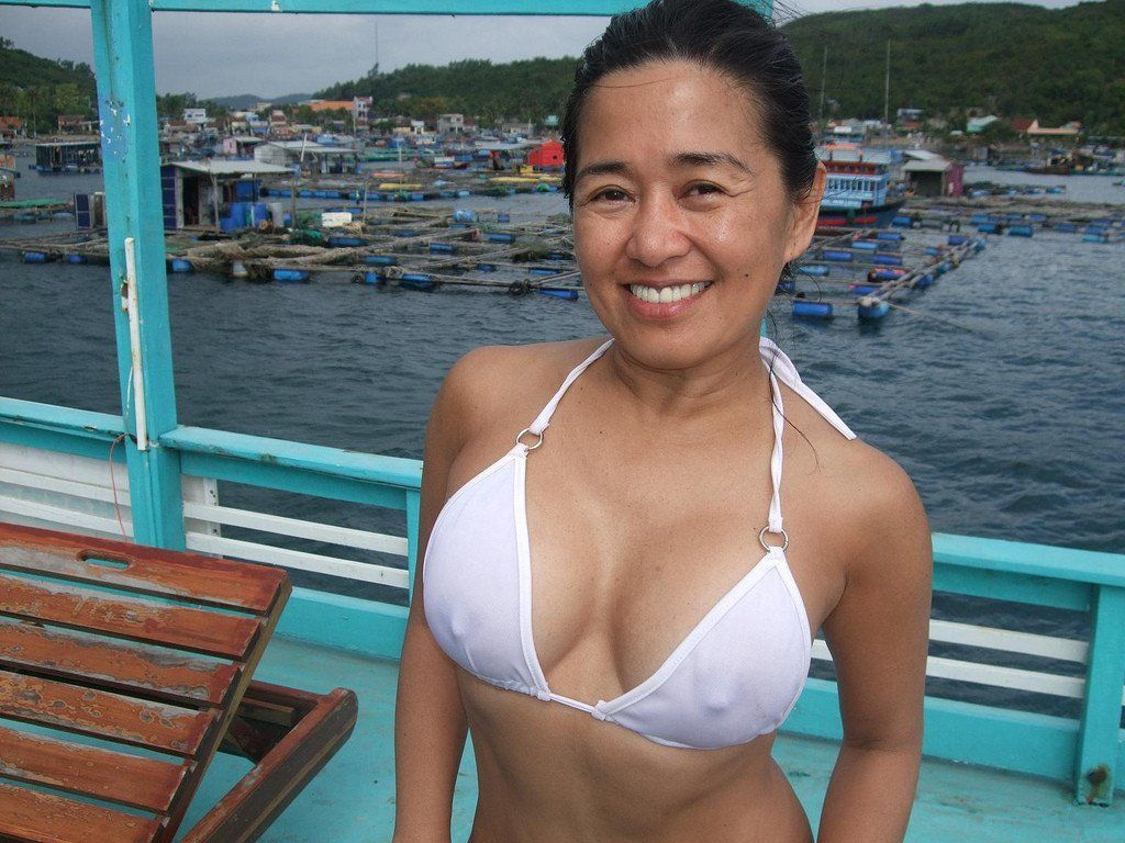 best of Gilrs in bikini amature Asian