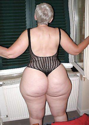 Granny giant ass