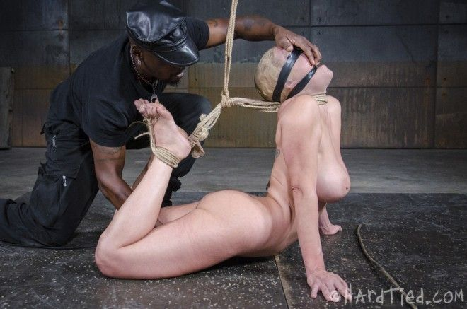Crunchie reccomend Extreme rope bondage porn