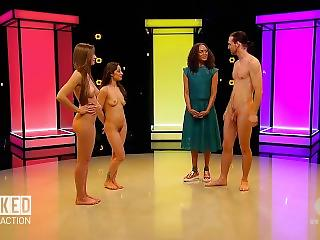 Attraction german naked Couple who