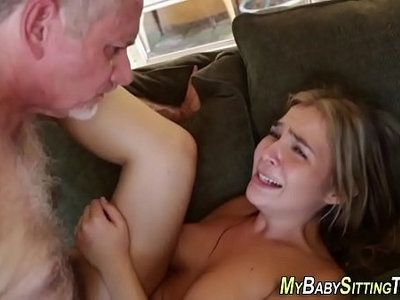 best of Babysitter helping the