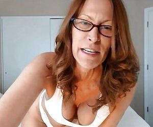 Versace reccomend Beautiful mature woman glasses