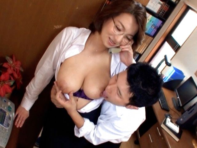 Big tit japanese tutor
