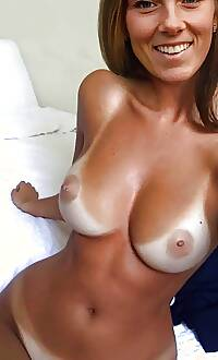 Number S. reccomend busty tan lines