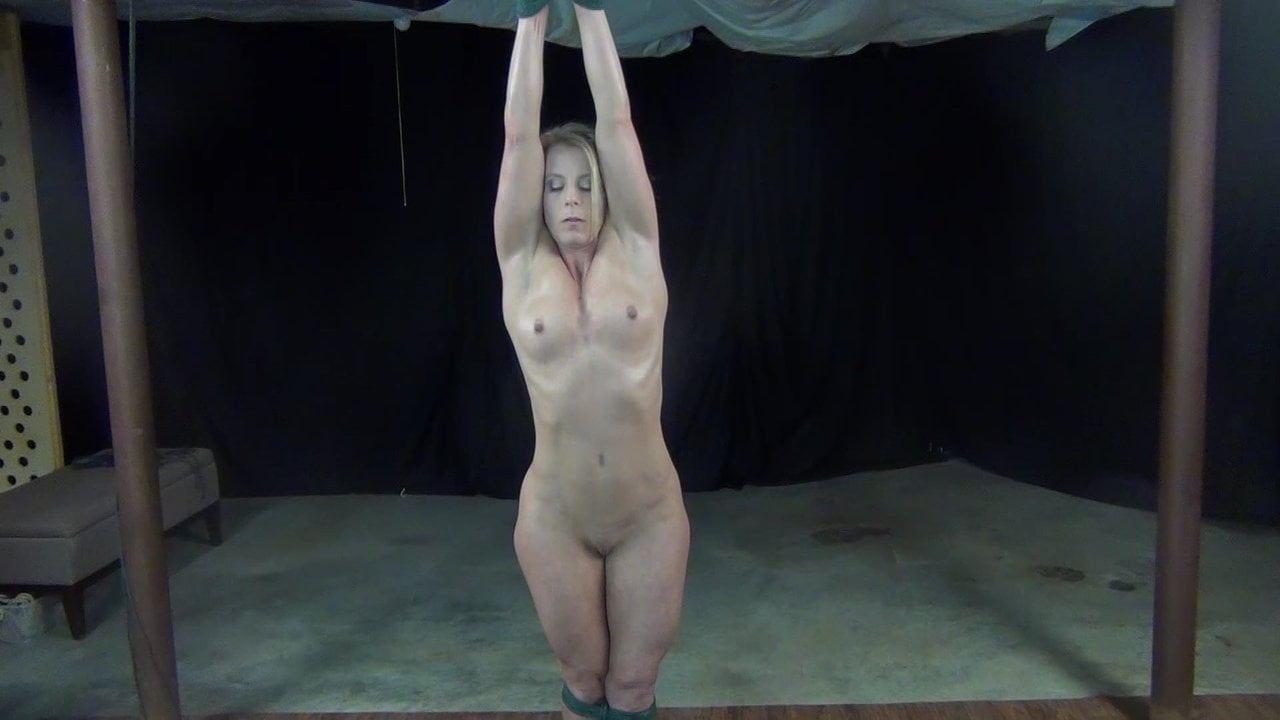 best of Women bondage up Strung