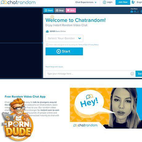 Crusher reccomend webcam random chat
