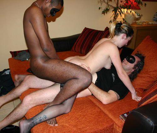 Jail B. reccomend Amateur interracial housewife