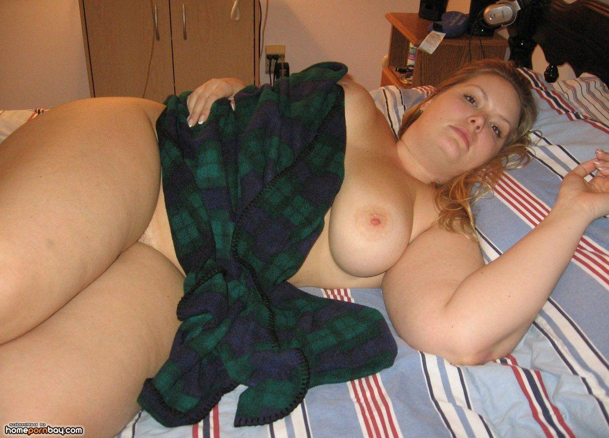 Amateur chubby pic submitted wife