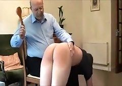 Hot school teacher gets fucked hard POV by the dirty janitor.