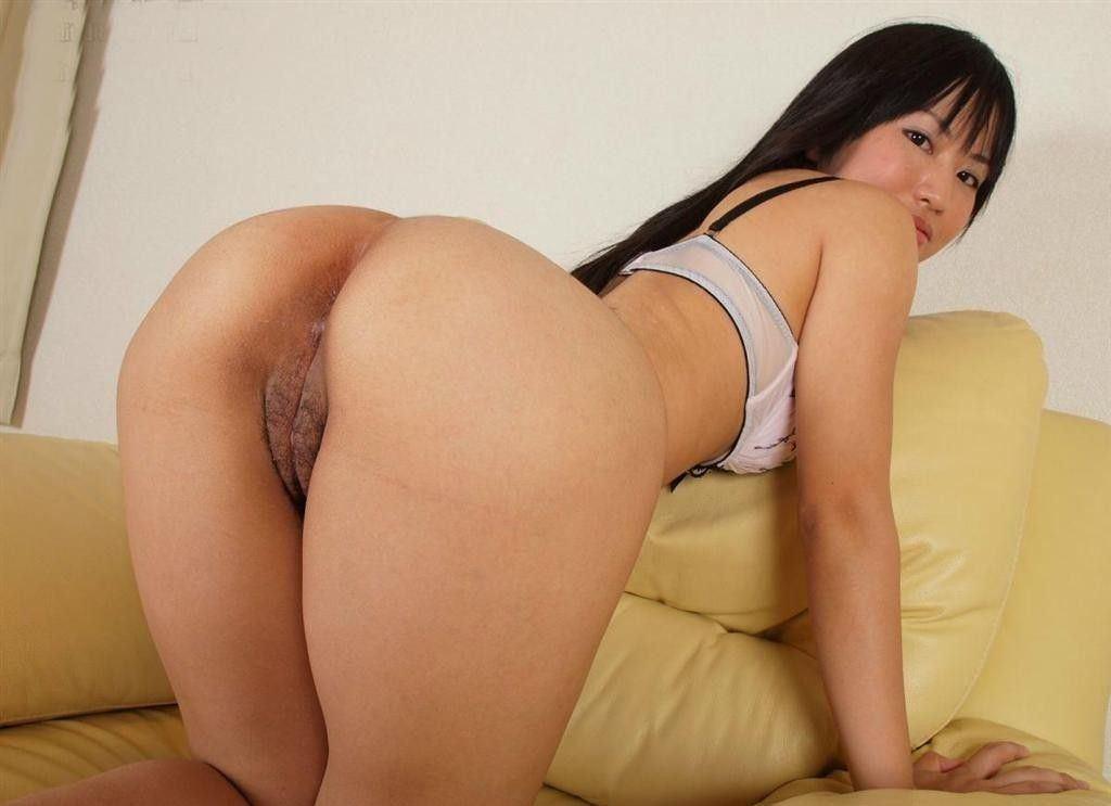Fat japanese ass