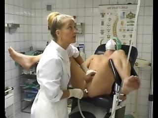 Nurse lesbian bondage messy sex bdsm