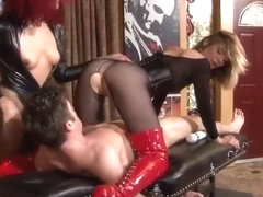 Femdom time thicker toys