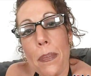 Virgo recomended Beautiful mature woman glasses