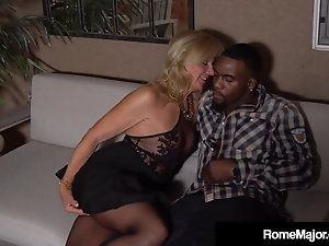 Red F. recommend best of sex with women Interracial mature