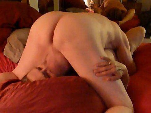 Grandma sperm squirting pussy