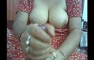 best of Handjobs boyfriends indian to giving girls Hot