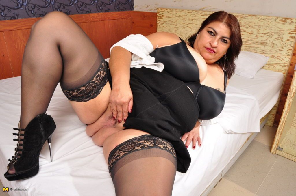 best of Mature Fat latina