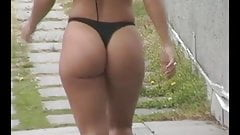 best of Bouncing ass slow motion