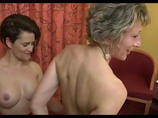 French mature mom naked