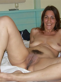 Mature older nude cougars
