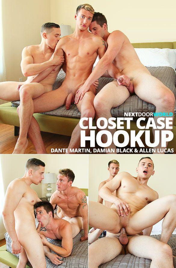 Hookup threesome