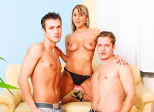 best of 03 creampie Bare bisexual back