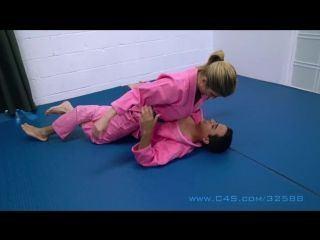 best of Mom wrestle step