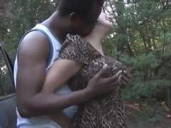 best of Interracial jungle sex