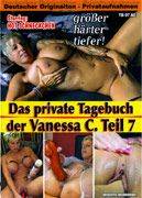 The private diary vanessa c