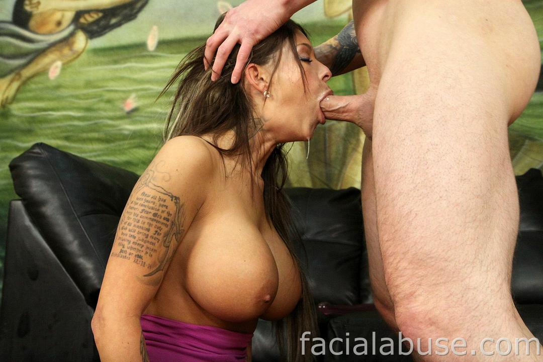 Juke recommendet cock facial and whore ass big blowjob