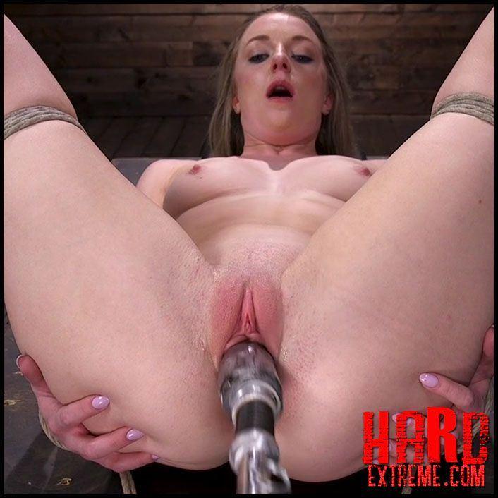 Extreme nipple bondage